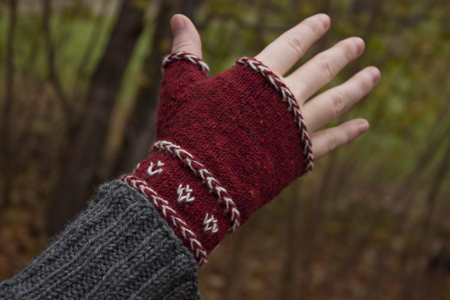 Vide Mitts