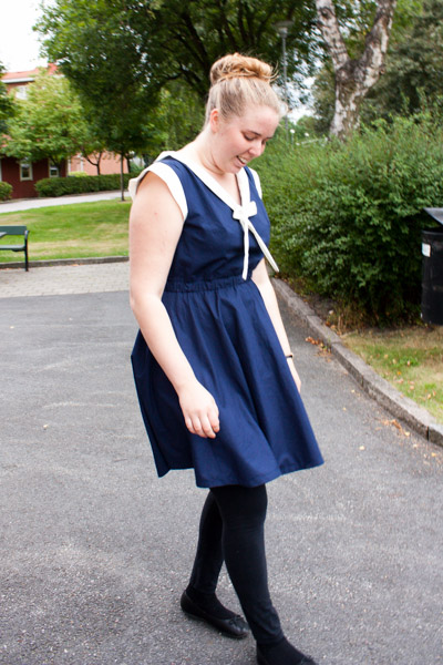 Robe réglisse dress Sailor