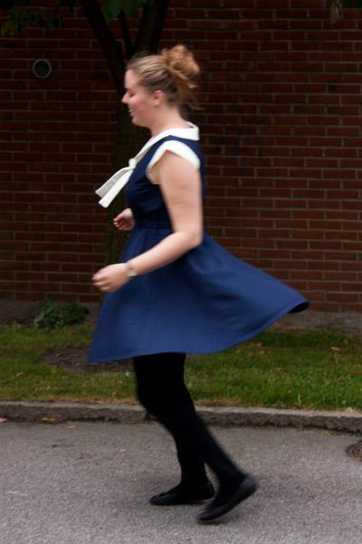 Robe réglisse dress Sailor