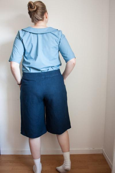 Chataigne Shorts Banksia