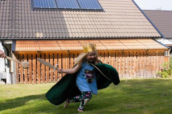 Knight Ebba 5 år