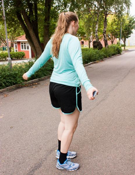Running Coppelia Cardi Prefontaine Shorts
