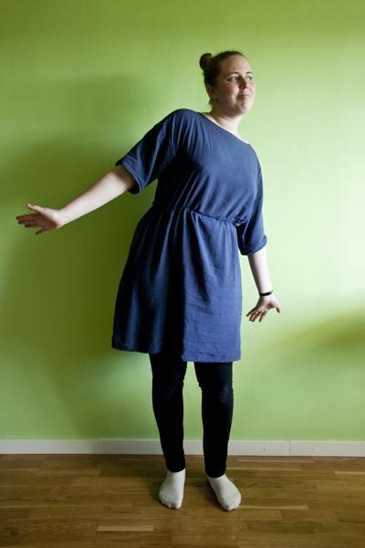 MMM 14 Kimono Sleeve Dress