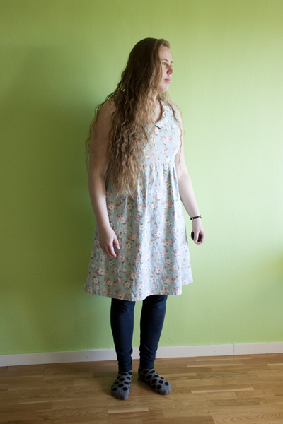 me made may washi dress