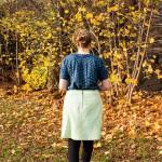 Delphine mimi skirt blouse