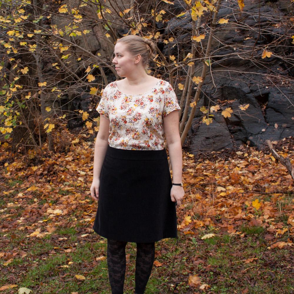 Delphine skirt