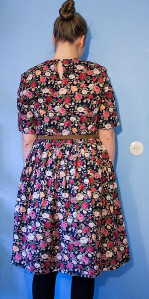 40's Bow dress
