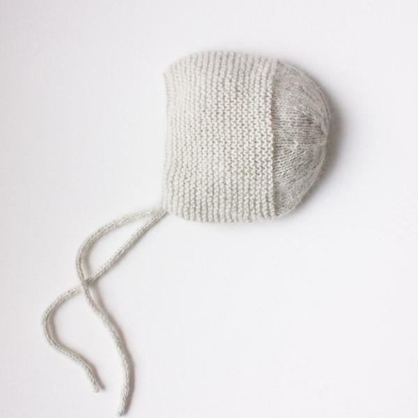 angora kyse baby hat