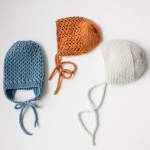 hat baby tiddelibom strikk til mamma og mini