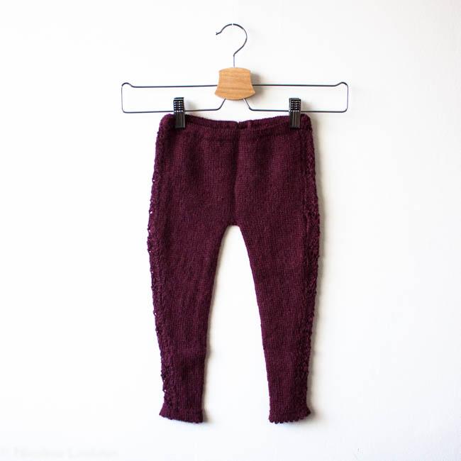 paelas thigths leggings alpakka