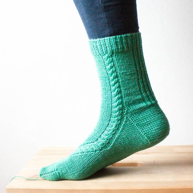 Kaprifol socks docksjo design