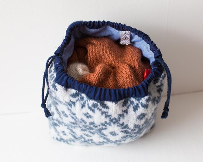 docksjo design Project bag