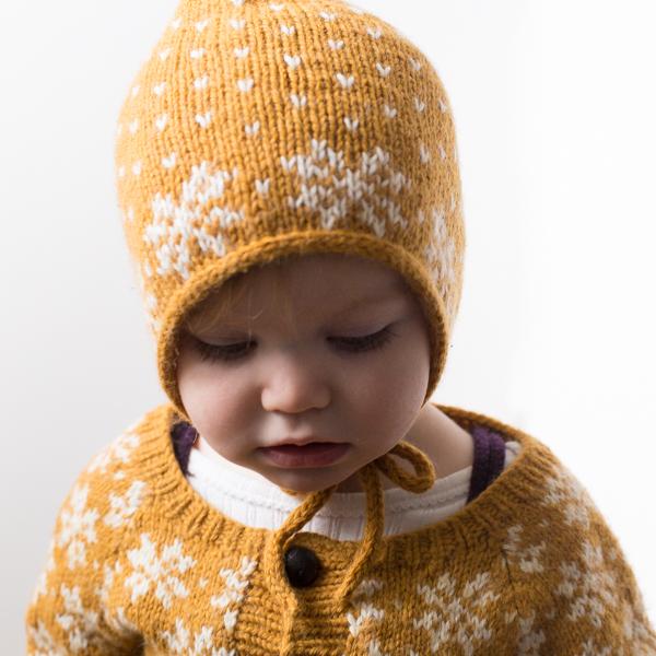 docksjo design 600-1 Saffran pixi hat