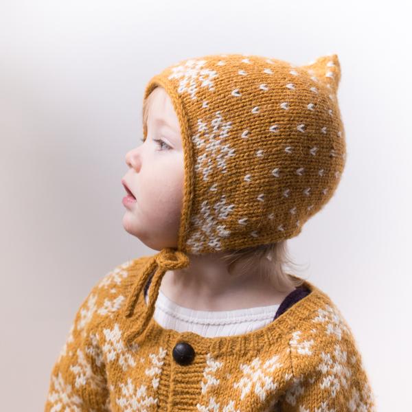 docksjo design 600-5 Saffran pixi hat