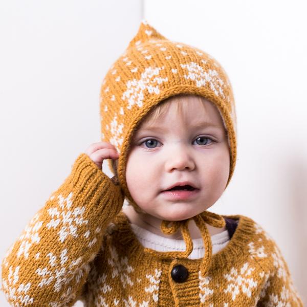 docksjo design 600-6 Saffran pixi hat