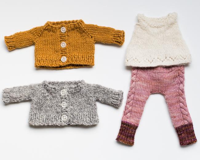 Ecobud doll clothes